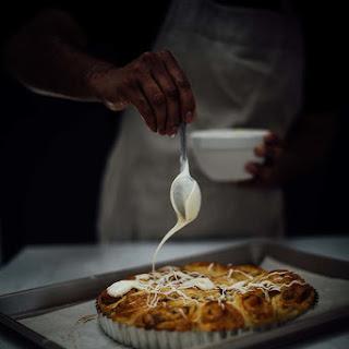 Masala Chai Fig Jam Buns