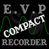 EVP Recorder Compact - Spotted: Ghosts