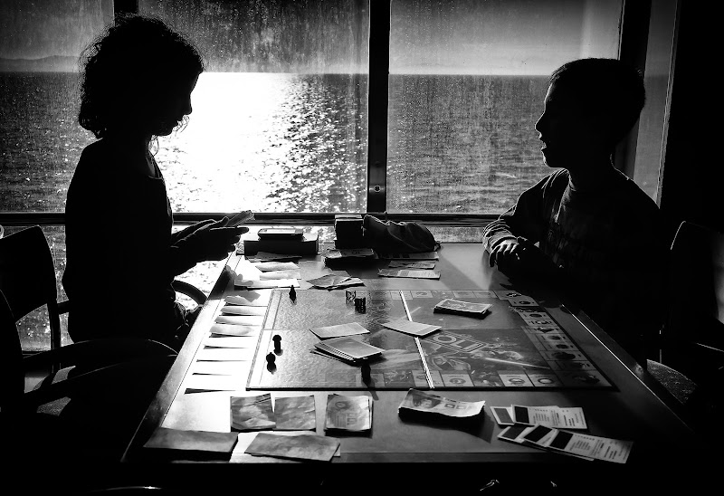 Partita a Monopoli di marco pardi photo