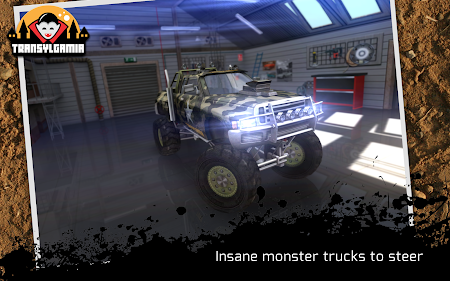 Monster Truck Jam Racing 3D 1.1.0 screenshot 27090