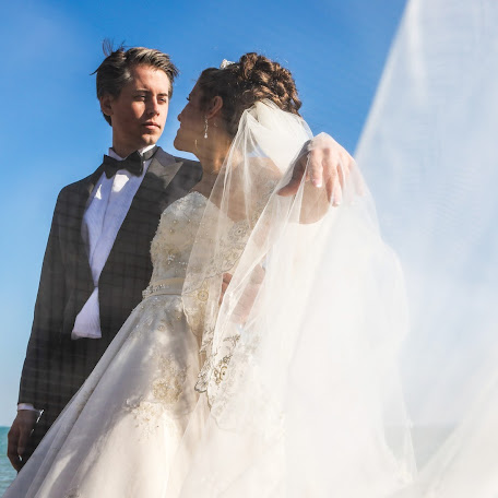 Wedding photographer Zoltán Füzesi (moksaphoto). Photo of 09.11.2017