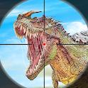 Wild Dinosaur Hunting Games: FPS Animal Shooting icon