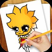 Draw Springfield Edition