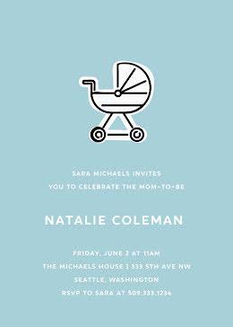 Natalie's Baby Shower - Baby Shower item
