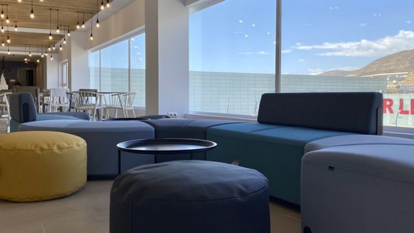 Imagen del primer establecimiento de B&B Hotels en Almería, situado en el Parque Comercial ViaPark de Vícar.