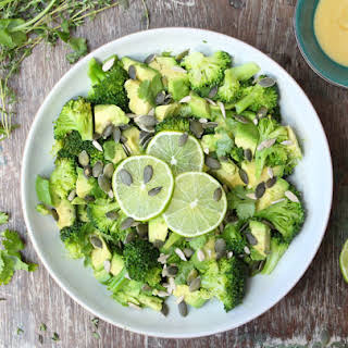 Broccoli And Avocado Salad Recipes.