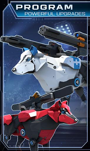 Robotic Warriors screenshot 3