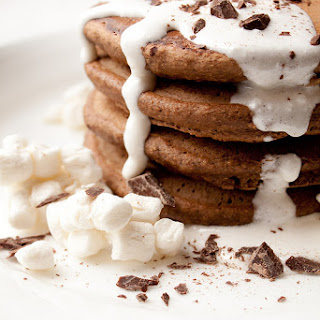 Marshmallow Pancakes Recipes.