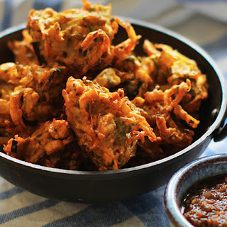 Chickpea Flour Vegetable Pakora Recipes