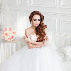 Wedding photographer Evgeniya Bulgakova (evgenijabu). Photo of 10.02.2016