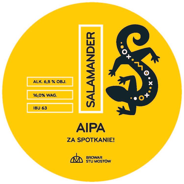 Logo of Salamander AIPA