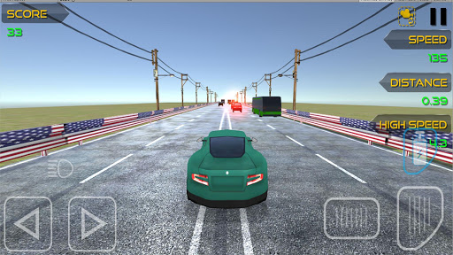 Ultimate Hot wheels  - Highway Racer 3D android2mod screenshots 6