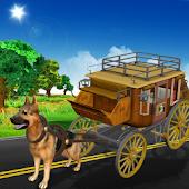 Dog Buggy : Drive Doggy Wagon