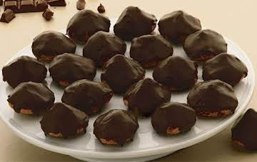 Sarah Bernhardt cakes/cookies