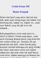 Screenshot of Koleksi Cerita Seram Lengkap