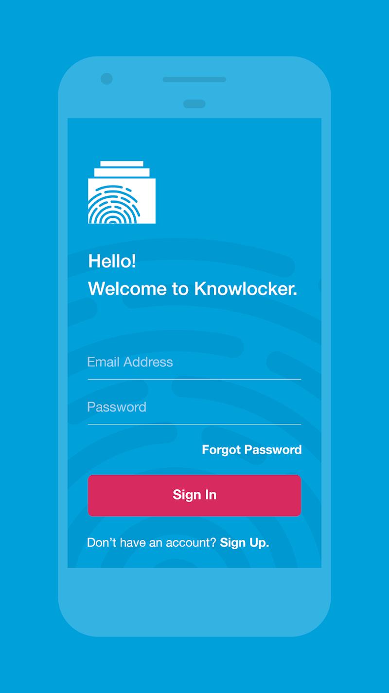 Скриншот Knowlocker