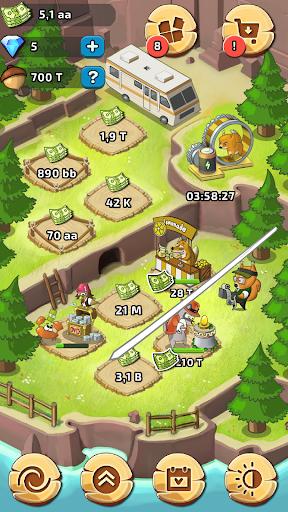Forest Clicker - 2020 new game offline screenshots 1