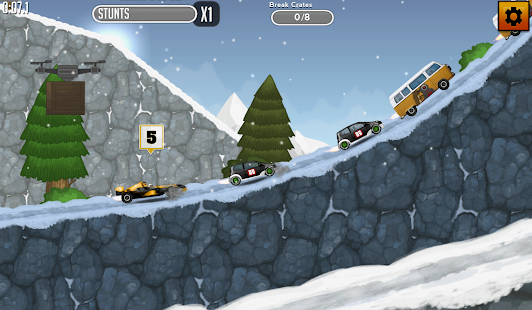 Atomic Rally Screenshot