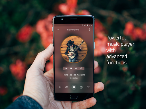 Music Player - Mp3 Player, Audio Player v2.9 screenshots 1