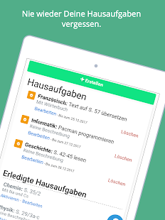 Schulplaner - Homeworker- screenshot thumbnail