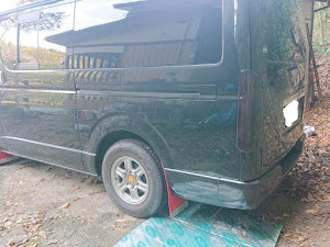 ハイエースバン TRH200Kのカスタム事例画像 箱車一門さんの2019年12月01日12:45の投稿