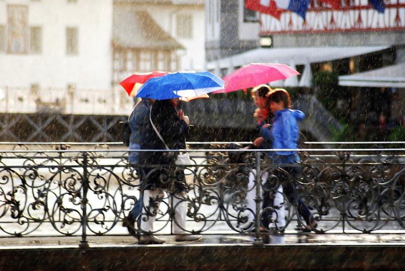 incontri sotto la pioggia di AGATA