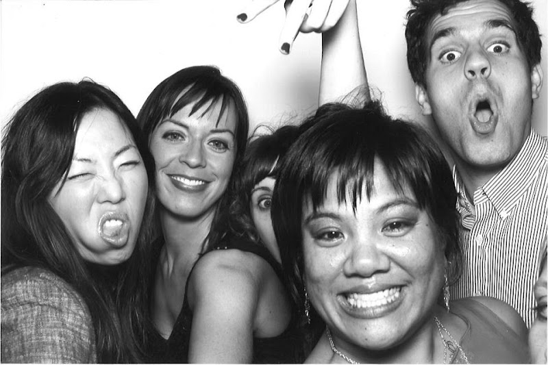 "Photo: Fun times at the ""Anderson"" wrap party!"
