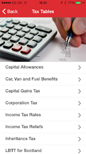 Simpkins Edwards Accountants- screenshot thumbnail
