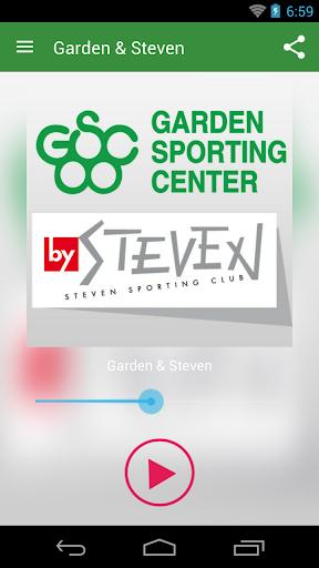 Garden Steven