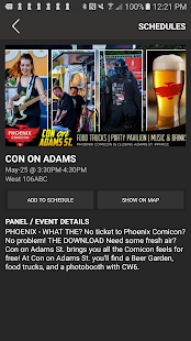 Phoenix Comicon- screenshot thumbnail