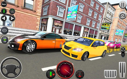 Highway Car Racing 2020: Traffic Fast Racer 3d apkpoly screenshots 1
