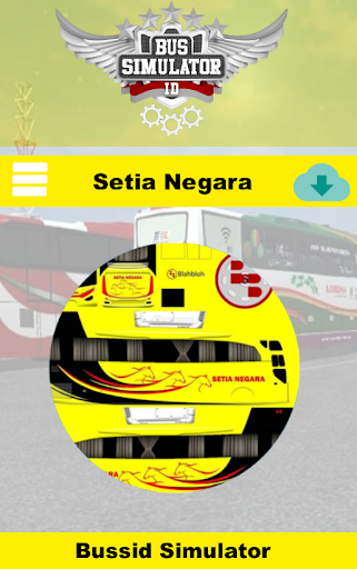 Livery Bus Setia Negara 4.0 screenshots 2