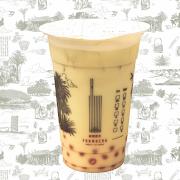 Honeydew Flavoured Milk Tea