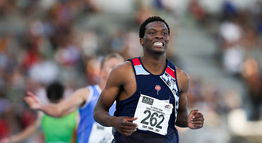 Gift for Leotlela as he scorches 100m in 9.94sec at university championships