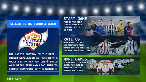 Ultimate Kick Soccer League Football Hero NFL 2019 Screenshots 5