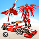 Formula Car Robot Transform - Flying Dragon Robot for PC-Windows 7,8,10 and Mac
