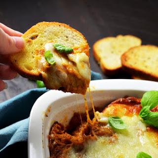 Eggplant Parmesan Dip