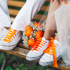 Wedding photographer Alena Dombrovska (Jusufotografas). Photo of 05.09.2016