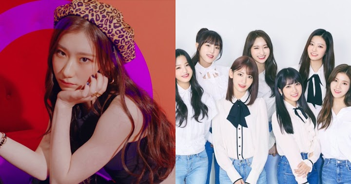 ITZY's Chaeryeong Has a Sister in IZ*ONE and They Look Identical