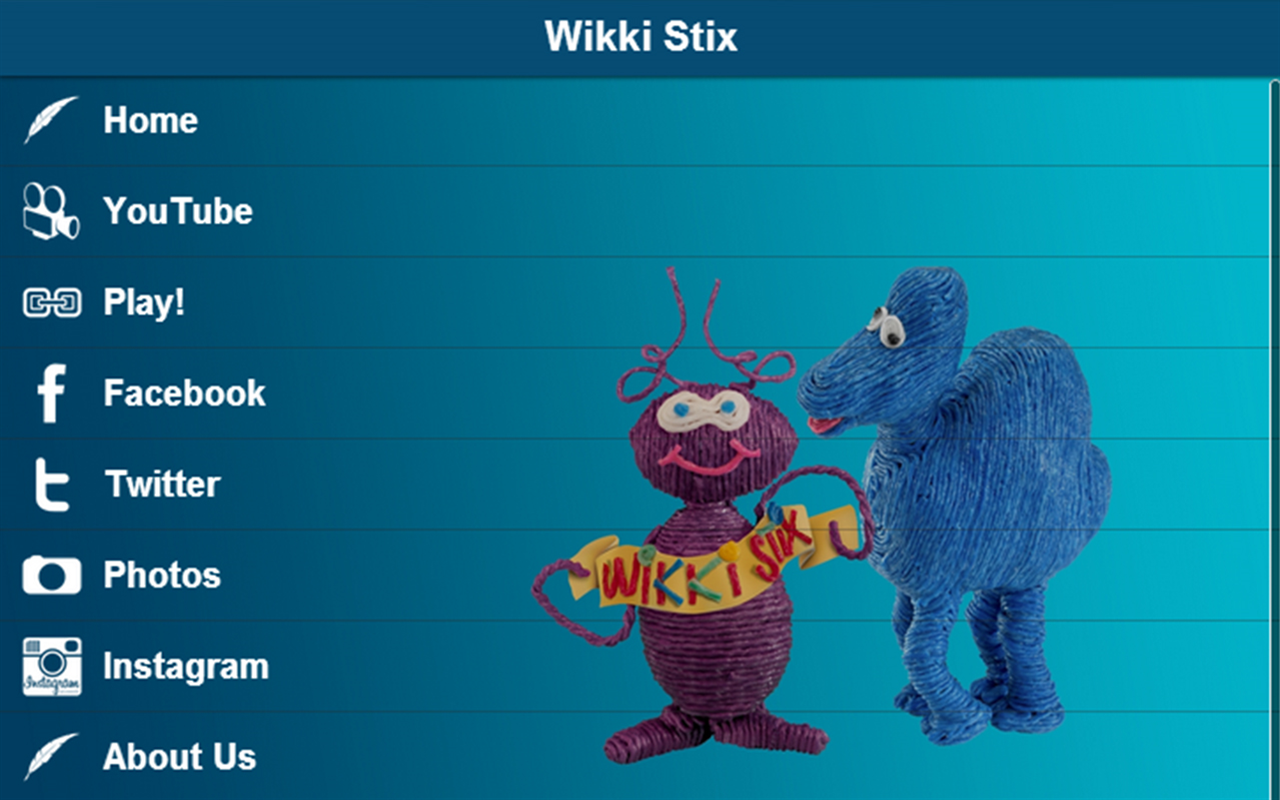 Wikki Stix- screenshot