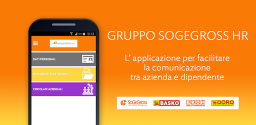 Gruppo Sogegross HR app (apk) free download for Android/PC/Windows screenshot