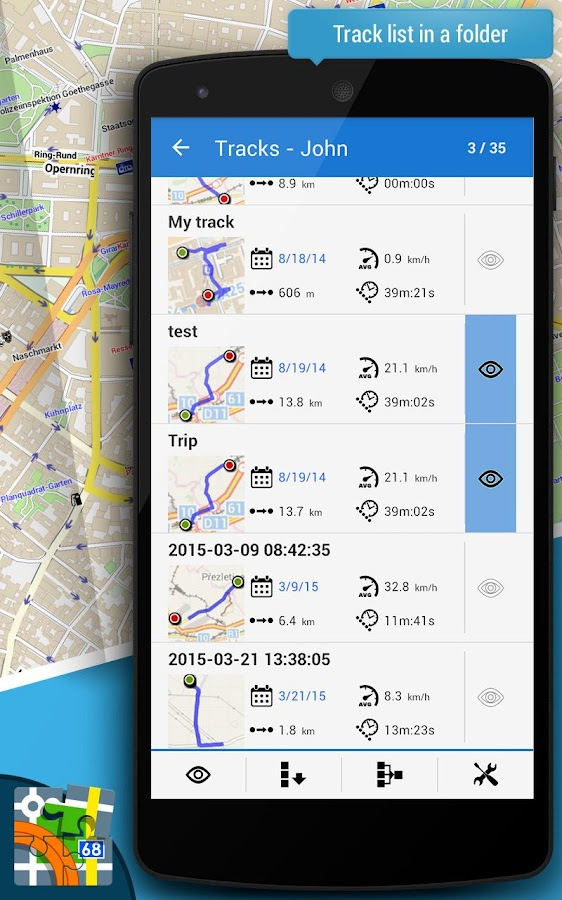 Locus Map Pro - Outdoor GPS navigation and maps- screenshot