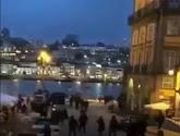 🎥 Sombre nuit à Porto : les attaques entre Standardmen et Wolves se sont poursuivies
