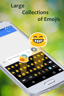 is computer a gadget emoji color keyboard emoticon emoji keyboard theme 22738