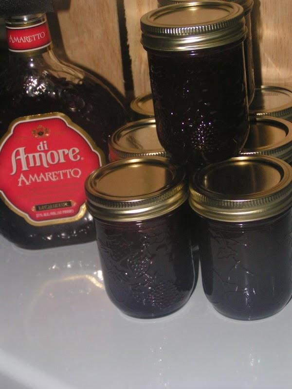 Black Forest Preserves Recipe