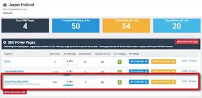 content keyword ranking seo internet