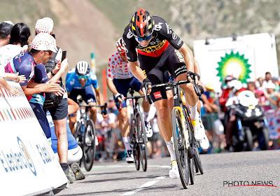 """Wout van Aert na nieuwe ritzege in Tour of Britain: """"Misschien niet grootste overwinning ooit, maar wel zeer tevreden met de manier waarop"""""""