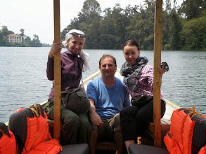 Photo: On Lake Kivu:)