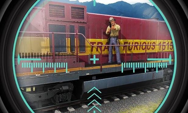 Furious Train Sniper 2016 v1.4