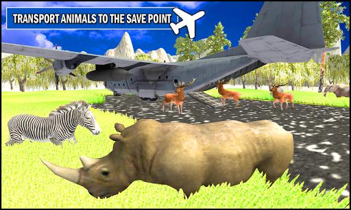 Plane Simulator: Animal Rescue